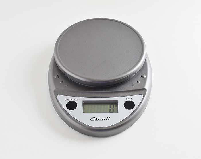 tools of the trade: gram scales