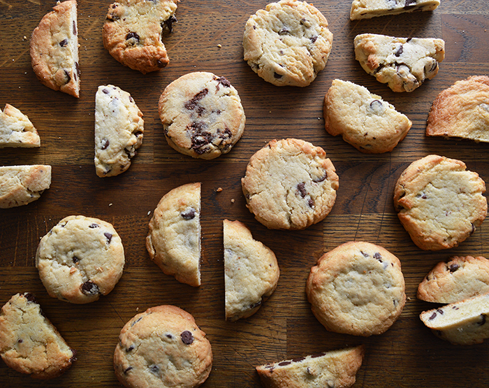 food science: chocolate chip cookies (episode 1)
