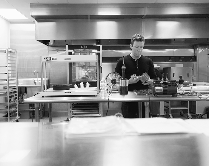 life as a competition pastry chef