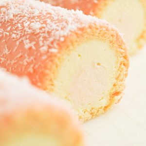 grapefruit roulade