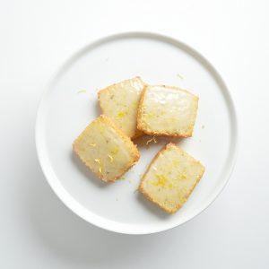 lemon thyme shortbread