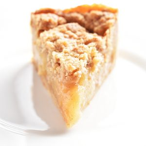 video recipe: deep dish apple pie