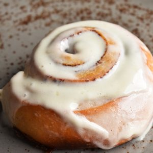 video recipe: cinnamon rolls