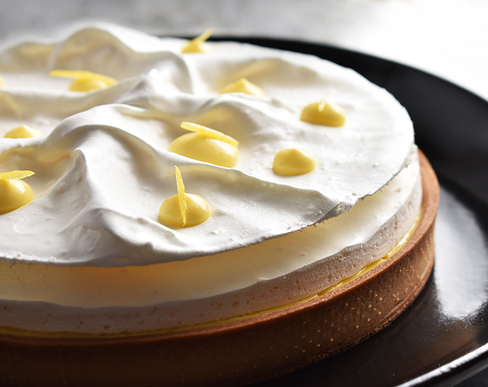 video recipe: lemon tart